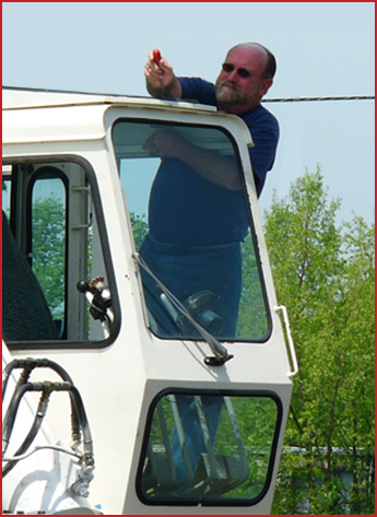 Windshield Repair on a Commercial Vehicle in Greensboro, NC